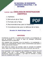 1Sesion3 Hipotesis Estructura Tesis