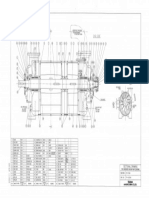 4,Sectional Drawing for 250EVMA Vacuum Pump