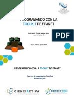 Curso de Programacion Toolkit Epanet