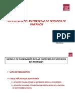 Casos Prácticos de Supervisión de intermediarios financieros en España-Pedro Blanco