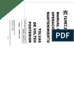 Manual Operacion _ Mantto Fameca