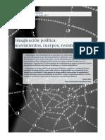 Imaginación Política