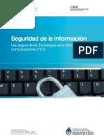 Contenido Uso Seguro de Las Tecnologías de La Información y Las Comunicaciones (Tics)_introduccion