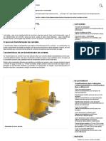 Transformador de Corrente (TC) - Mundo Da Elétrica
