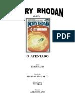 P-057 - O Atentado - Kurt Mahr.doc