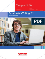 Academic Writing C1 Teaching Guide