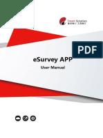 ESurvey APP User Manual (en)1124