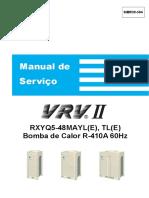 Manual de Serviço VRV II-R410A