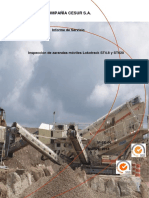Informe de Visita Tecnica Cesur s.a Rev 1