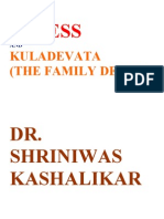 Stress and Kuladevata the Family Deity Dr. Shriniwas Kashalikar (1)