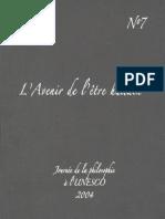 L'Avenir Jacques Poulain