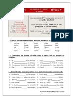 1le Prc3a9sent Des Verbes Du 2c3a8me Groupe