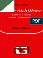 (Il pellicano rosso) F.H. Jacobi-Fede e nichilismo_ lettera a Fichte-Morcelliana (2001).pdf
