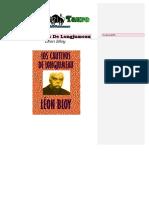 Bloy, Leon - Los cautivos de Longjumeau.pdf