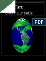 ObjetivoTierra-Losnumerosdelplaneta