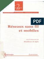 Livre Réseaux Sans Fil Et Mobiles - Khaldoun Al Agha