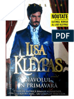 Lisa Kleypsa - Diavolul in Primăvară