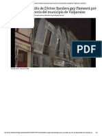 20 Años de Incendio de Divine_ Bandera Gay Flameará Por Tres Días en El Frontis Del Municipio de Valparaíso _ Soychile