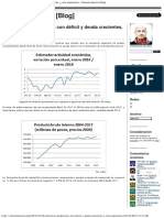 Economía Recuperación Con Déficit y Deuda Crecientes, y Más Explotación Roland