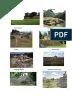 10 Ciudades Mayas en Periodo Clasico