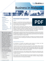 0012Doing Business in Malaysia Guide