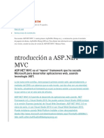 Ntroducción a ASP.net
