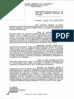 Contraloría por Plano Regulador de Valdivia II