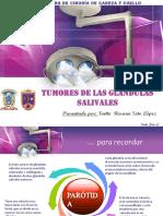 7º SEMINARIO-tumor de Glandulas Salivales