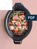 Slow Cook Modern 200 Recipes for the Way We Eat Today.epub