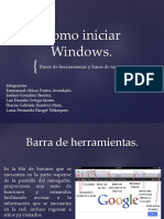 Como Iniciar Windows