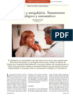 Faringitis e Amigdalitis