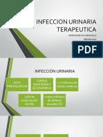 INFECCION URINARIA TERAPEUTICA