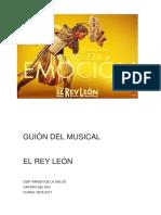 EL REY LEÓN ACTO  guion.pdf