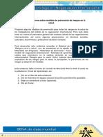 Evidencias 9 Informe Sobre Medidas de Prevención de Riesgos en La Salud
