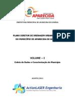 PDDU Aparecida de Goiânia - Volume I
