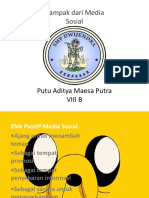 Efek Media Sosial (MaesaPutra8B)