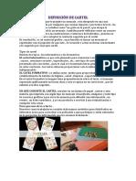 Exposición FOLLETO/CARTEL DIFERENCIAS