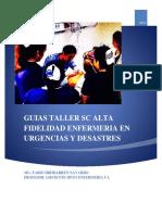 Guias Taller Urgencias 2017