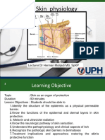 Lecture Skin Physiology.uph.BB 2018