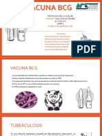 Vacuna Bcg diaposotivas
