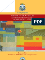 Justice Without Delay (1)