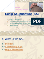 Scalp Acupuncture Basics