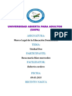 Marco Legal Tarea 3