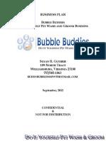Business Plan 9-18-12