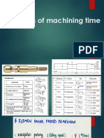 02_LM-25_Estimation of machining time.pptx