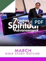March Bsc Week 2