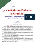 El Asombroso Poder de La Gratitud - W3s Hopper