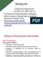 El Estado en La Constitución Política Del Perú