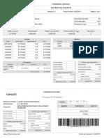 Report e Estado Cuenta Credito