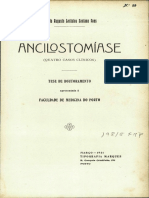 ancilostomiase